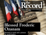 Cover thumb: Blessed Frederic Ozanam