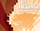 Thumbnail: The Record, with stylised map of Europe, Eurasia, Asia and Africa in the background.