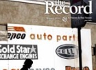 Thumbnail: The Record, background autocparts advertising.
