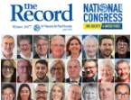 Thumbnail: The Record National Congress with three rows of faces of Vincentians.